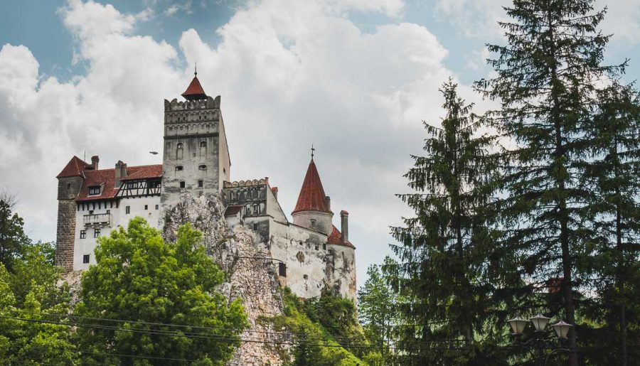 A trip from Brasov to Bran Castle