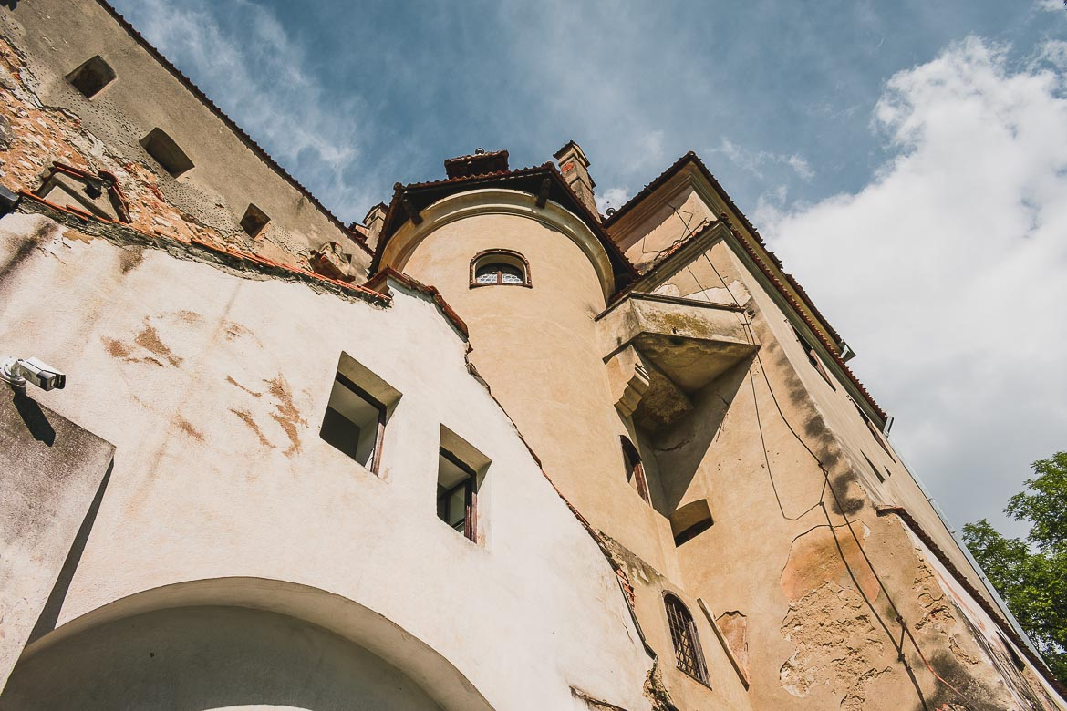 What to do in Brasov Romania in 2 days. Day trip to Bran Castle.