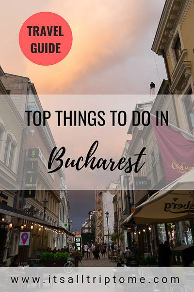 Our essential guide with the top things to do in Bucharest in 2 days. From the iconic parliament to its popular parks, Romania 's capital has a lot to offer and it's a perfect destination for an affordable city break! #bucharest #romania #easterneurope #citybreak #europetrip #travel #europe
