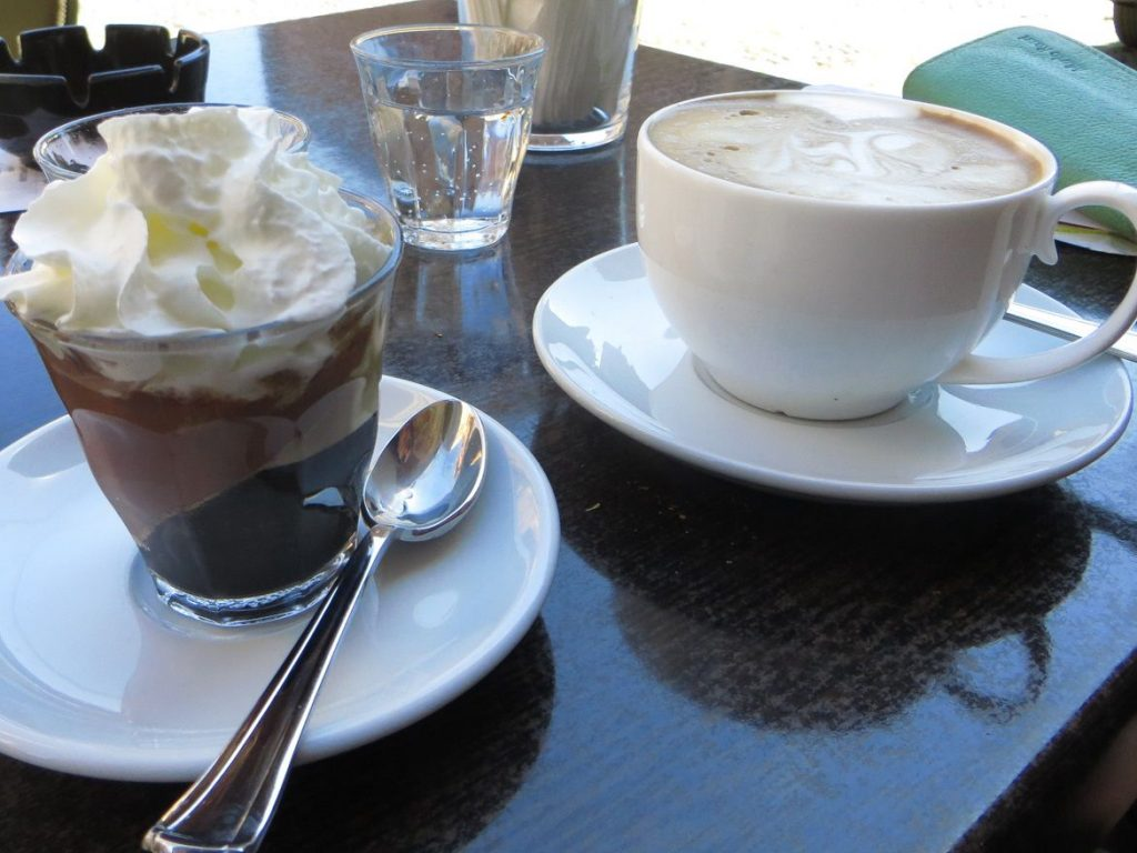 cafe d'orzo coffee substitute bologna Emilia Romagna Italy