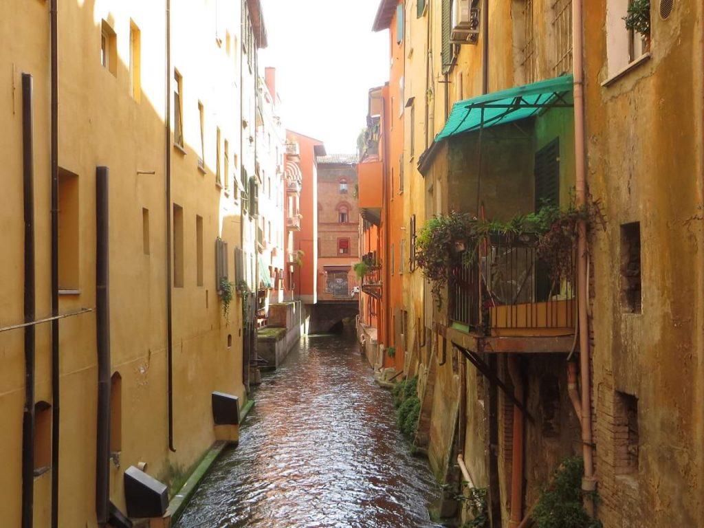 canale di reno Bologna Italy