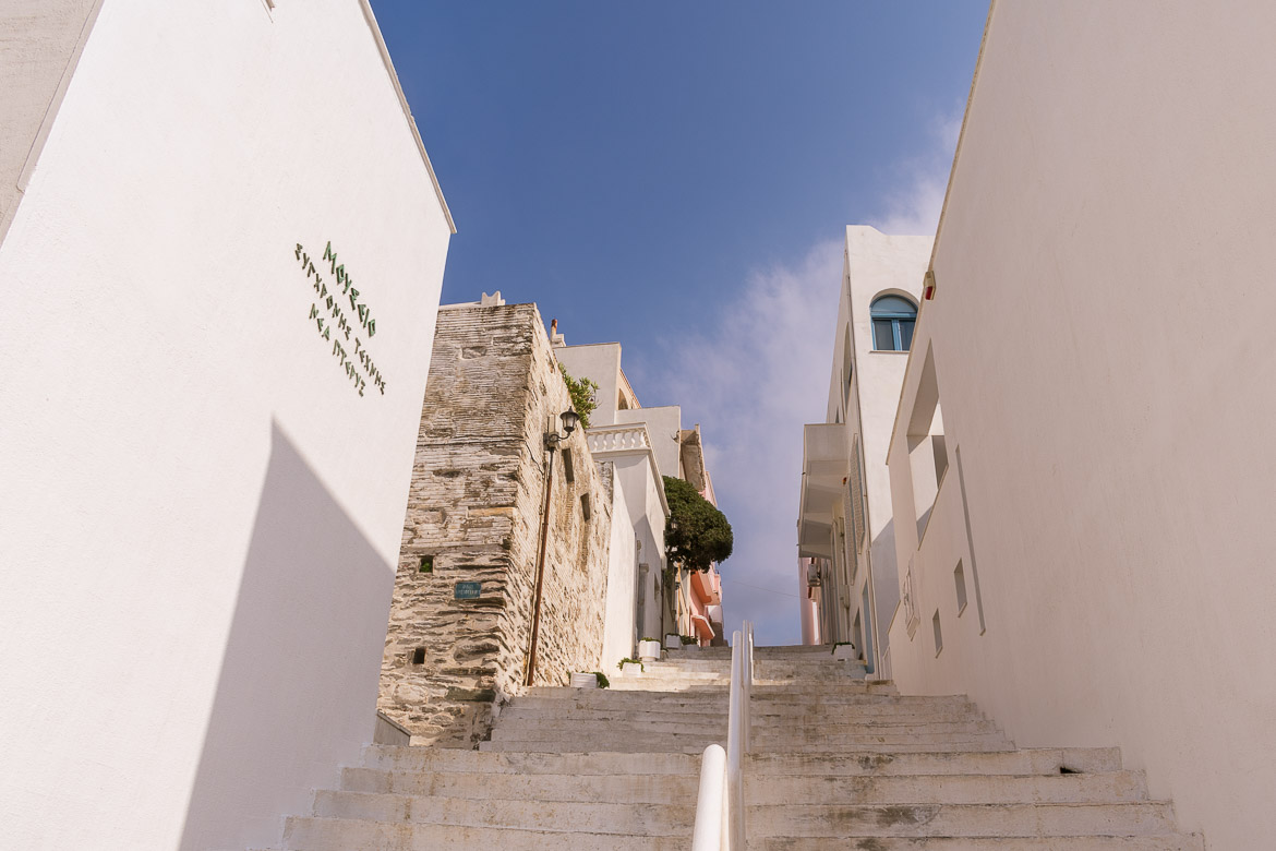 The Contemporary Art Museum on Andros Island is one of the most important museums in Greece. 13 unique things to do in Andros Greece and full Andros Guide.