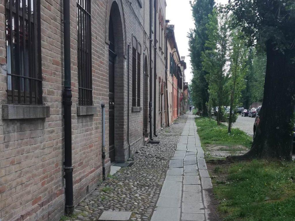 Ferrara Emilia Romagna Italy corso ercole 1 d'este