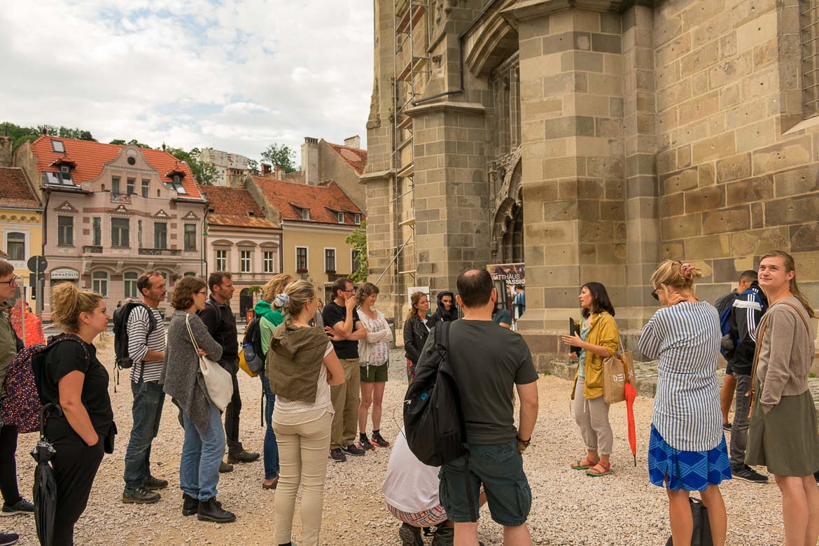 What to do in Brasov Romania in 2 days. Join a free walking tour.