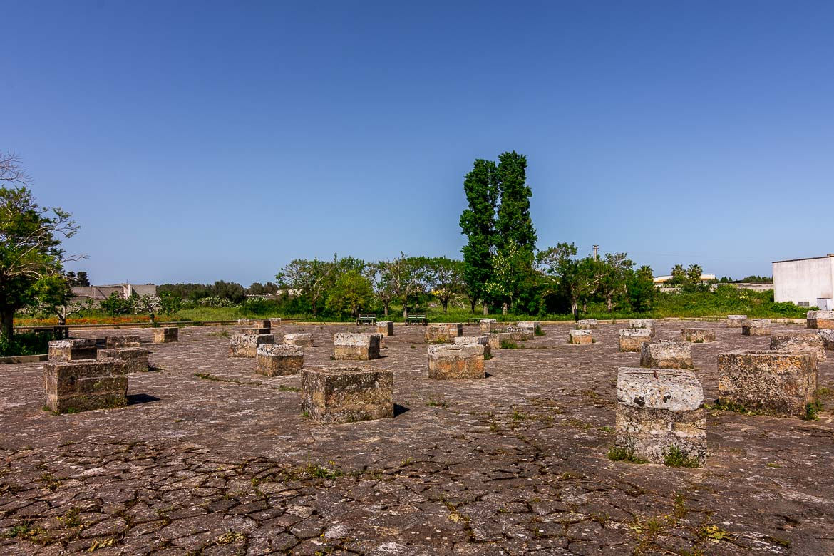 This is a photo of the pozzelle in Martignano.