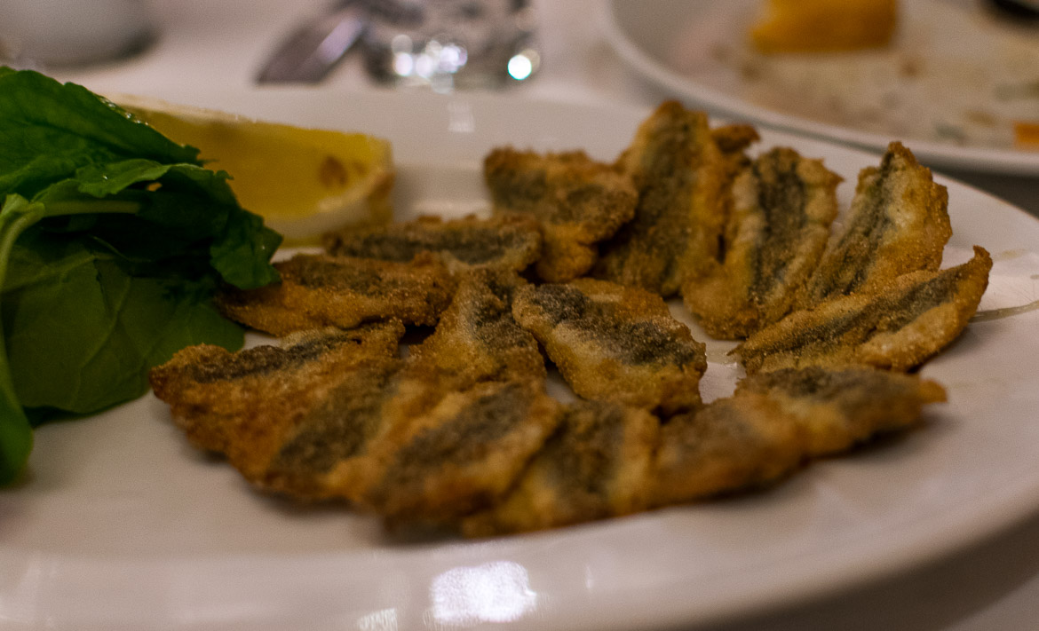 Hamsi is a fish dish from the Black Sea region of Turkey. Istanbul food guide: Sugar, spice and love.