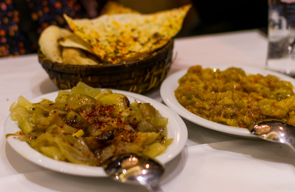 Meze dishes are common in Istanbul's restaurants. Istanbul food guide: Sugar, spice and love.