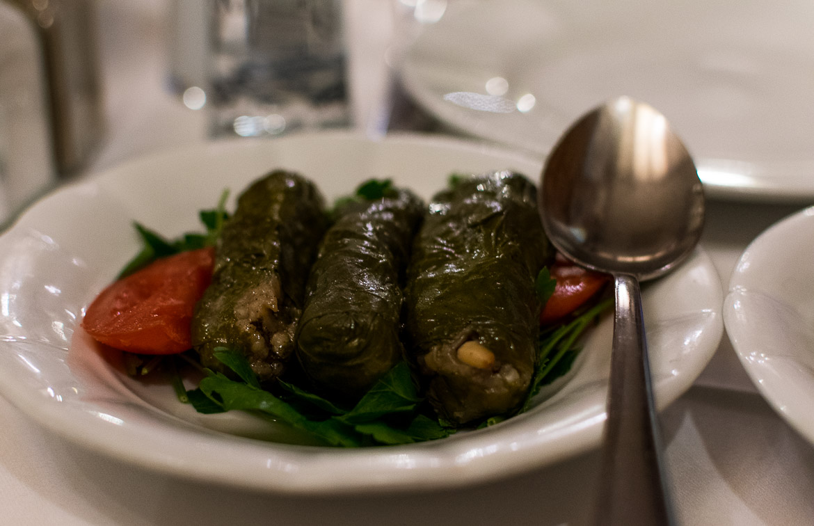 Yalanci dolma is a delicious vegetarian dish of the Turkish cuisine. Istanbul food guide: Sugar, spice and love.