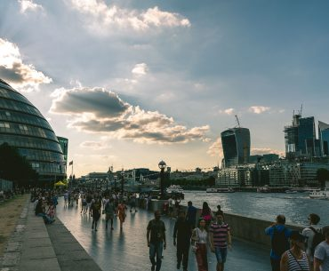 South Bank walk: Best of London on foot