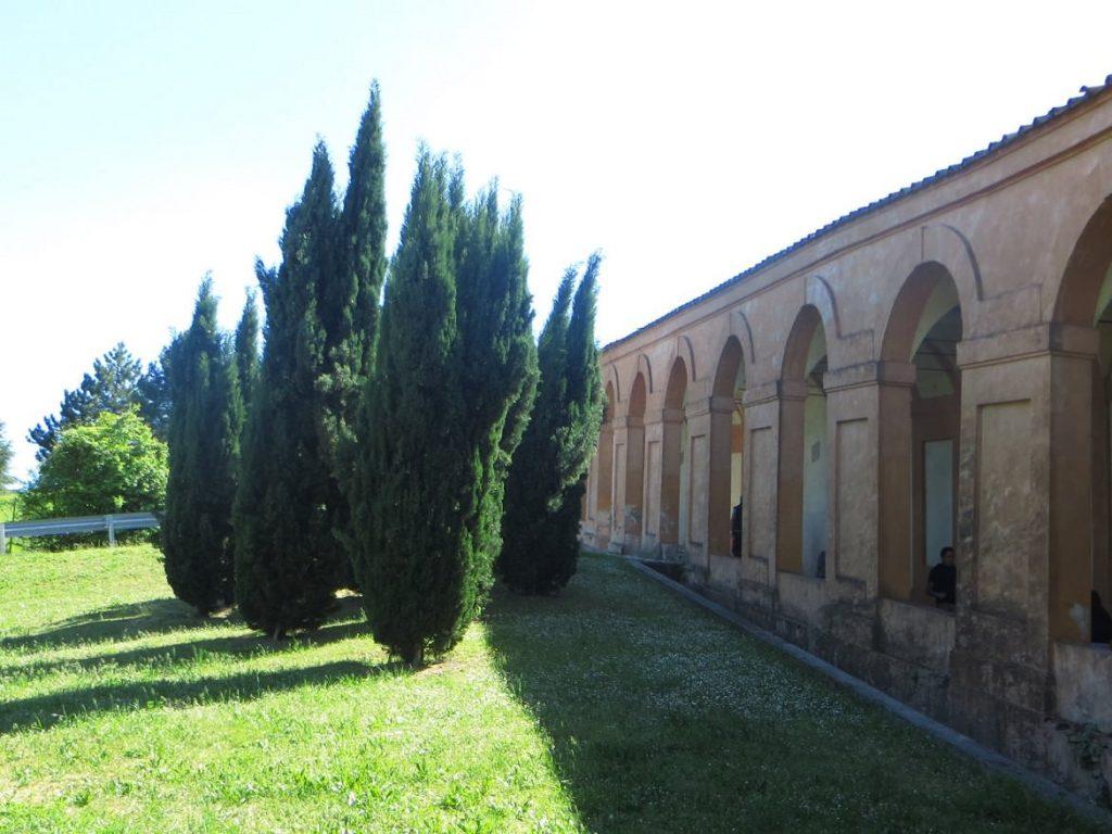 longest portico in the world san luca bologna Emilia Romagna Italy