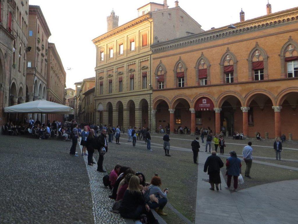 piazza santo stefano Bologna Emilia Romagna Italy