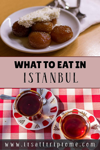 The ultimate Istanbul food guide