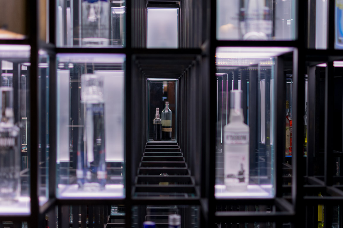 The Polish Vodka Museum is one of the best museums in Warsaw Poland. Winter in Warsaw. Top things to do and Warsaw city guide.