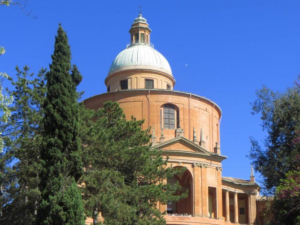 santuario san luca Bologna Emilia Romagna Italy