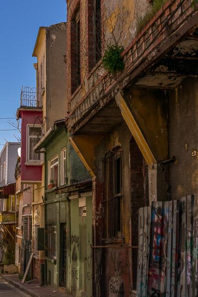 Balat neighbourhood. The best sightseeing tours in Istanbul.
