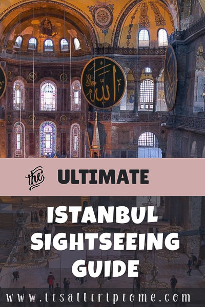The best sightseeing tours in Istanbul