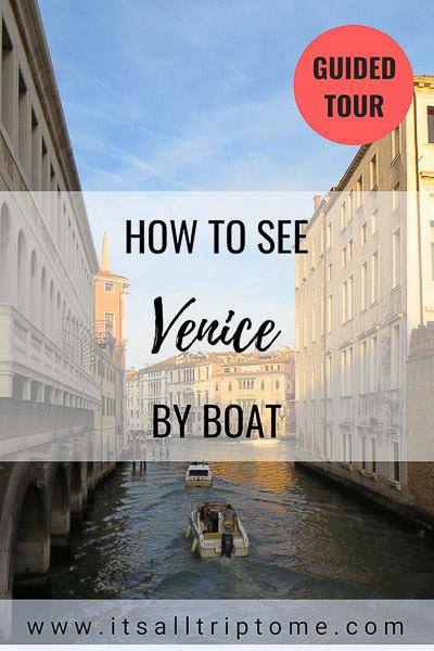 Venice boat tour: a unique experience. Venice boat tour with Walks, one of the top things to do in Venice Italy. Venice canals & the Grand canal are best enjoyed on a Venice boat trip.