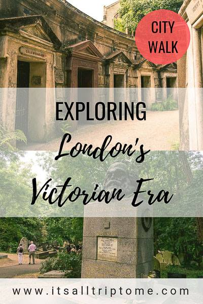 If you love history and you are fond of the victorian era, then this amazing walk will take you back to the 19th century in London. #citywalk #history #victorian #london #visitlondon #uk #europe