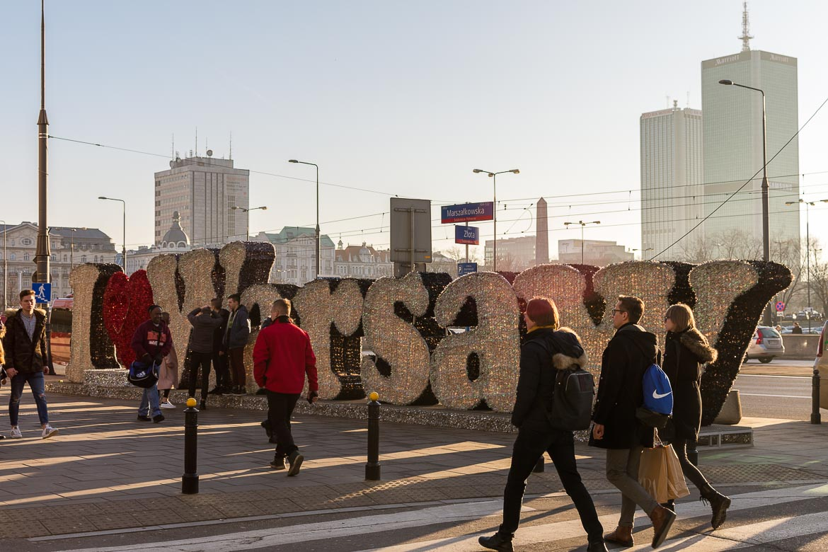 Winter in Warsaw. Top things to do and Warsaw city guide.