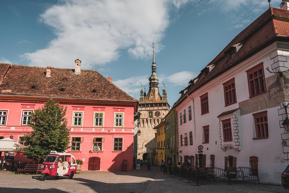 What to do in Sighisoara Romania in 24 hours. Our one-day itinerary.