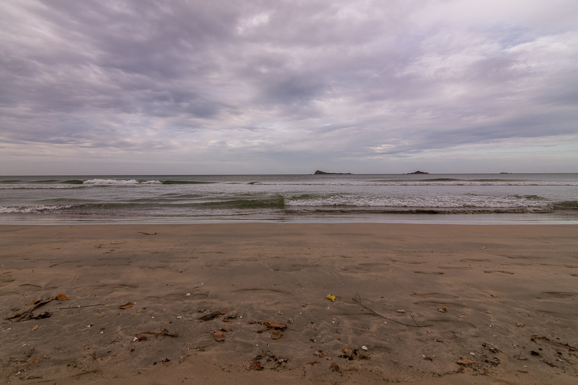 This is an image of Nilaveli Beach.